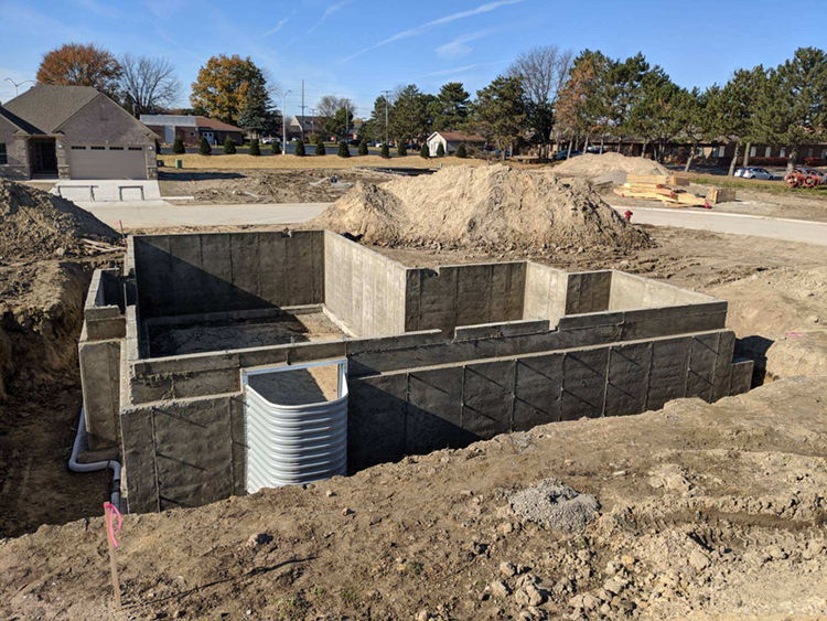 New construction in Livonia, MI